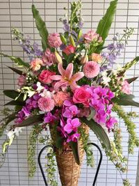 お祝いの花/スタンド花 - お花は幸せの贈りもの~Sweet Lees