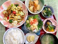 回鍋肉★(^^♪・・・・・700円ランチ - 日だまりカフェ