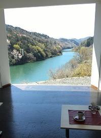 念願の立木音楽堂カフェ - Kyoto Corgi Cafe