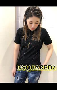 「DSQUARED2 ディースクエード2」Tシャツ・デニム入荷です。 - UNIQUE SECOND BLOG