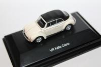 1/87 Schuco VolksWagen Beetle Kafer Softtop - 1/87 SCHUCO & 1/64 KYOSHO ミニカーコレクション byまさーる