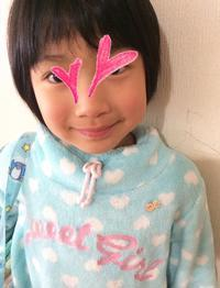 娘のヘアカット&リメイク服 - *Smile Handmade* ~スマイルハンドメイドのブログ~