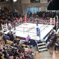 博多のデッカイ殿方 - 本多ボクシングジムのSEXYジャーマネ日記