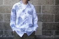 新入荷情報 TWO PALMS (トゥーパームス) L/S Hawaiian collar shirt / Rayon PINEAPPLE MAP ホワイトが入荷しました - セレクトショップ REGULAR (レギュラー仙台) | ブログ