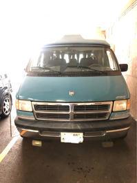 Dodge ramvan - HOMEY RACING GARAGE