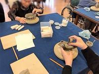 【教室リポート🌼3~4月】 - 出張陶芸教室げんき工房