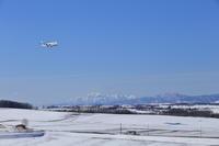 今シーズン最後の追いかけっこ~旭川空港~ - 自由な空と雲と気まぐれと ~from 旭川空港~