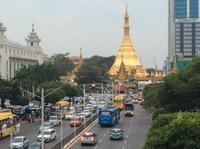 東南アジア ミャンマーに住んでいます - しあわせ磁石