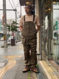 "senelier""H.R gimmick overalls""Style~NORI~ - DAKOTAのオーナー日記「ノリログ」"