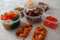 若いお母さんのために「作り置き」 - 登志子のキッチン