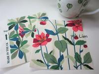 ローラアシュレイでポットマット 1 - Lien Style (リアン スタイル)