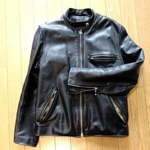 ルイス・レザーズ ライダースジャケットについて - around Japan