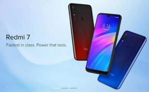Xiaomi Redmi 7 - 日々精進 時々精進 たまに・・・・