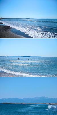 2019/04/13(SAT) 春、週末の海辺はポカポカ陽気。 - SURF RESEARCH