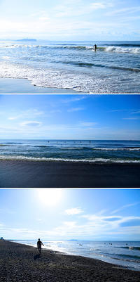 2019/04/14(SUN) 少しウネリが入るSUNDAY BEACH. - SURF RESEARCH