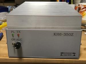 KH6-350S 3号機 完成! - JA1BOP's RADIO ON AIR !