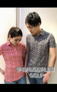初登場!2019SS「1PIU1UGUALE3 GOLF」ポロシャツ入荷です。 - UNIQUE SECOND BLOG