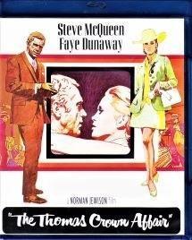 「華麗なる賭け」 The Thomas Crown Affair  (1968) - なかざわひでゆき の毎日が映画三昧