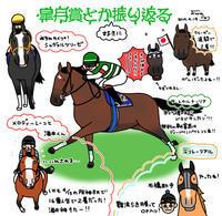 皐月賞 - おがわじゅりの馬房