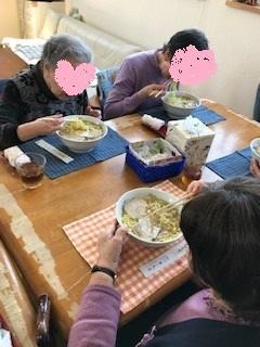 食べる楽しみ - デイサービス初心者のデイサービス日記