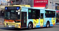 神奈川中央交通 2PG-MP38FK その2 - 研究所第二車庫