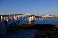 新しい橋が出来ました。 - スポーツカメラマン国分智の散歩の途中で