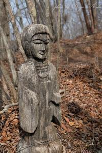 山で出会った仏様3 - Ryu Aida's Photo
