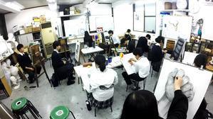 一学期 一週目 - 芸大 美大受験予備校 成城美術研究所ブログ