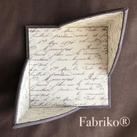 コンセプトはブレない - Fabrikoのカルトナージュ ~神戸のアトリエ~