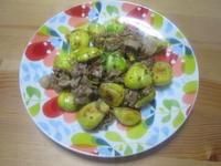 簡単!芽キャベツと豚肉の粒マスタード炒め - candy&sarry&・・・2