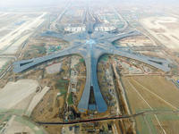"""BBC  """"the world's largest single-building airport terminal"""" - Lotus Life"""