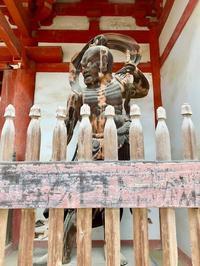 醍醐寺を守る仁王像の形相 - ライブ インテリジェンス アカデミー(LIA)