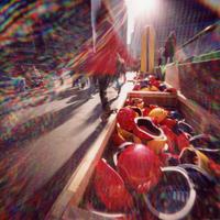 ピンホールカメラで撮った冬のソウルとシンガポールソウル市庁前広場シアン・ホッケン寺院(天福宮)ピンホール写真 Pinhole Photography - ピンホール写真 と 旅の記憶 Pinhole Photography