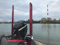 旧吉野川でプラクティス その2 - WaterLettuceのブログ