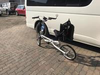 【タルタルーガ Type-F】春のサイクリング 〜荷物が持てなくて〜 - 札幌の自転車乗りKAZ ビボーログ(備忘録)
