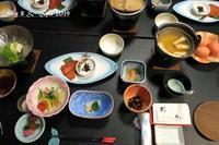 ◆ 車旅で広島へ、その10「湯原温泉 湯の蔵 つるや」へ 朝食編(2019年3月) - 空と 8 と温泉と
