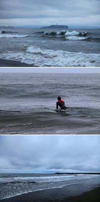2019/04/15(MON) 雨が止んだ海......波あります。 - SURF RESEARCH
