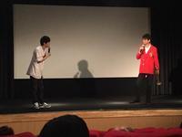 横川シネマ 鯉のはなシアター 舞台挨拶でした - ジャズトランペットプレイヤー河村貴之 丸出しブログ