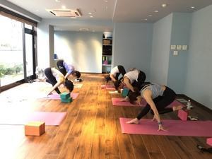 アドバンス練習会5月 - Blue Bird Yoga Life