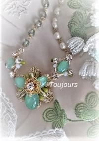 春色ネックレス2 - Bijoux  du  Bonheur ~ビジュー ドゥ ボヌール~