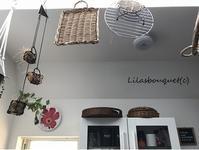 キッチン収納の作製♪(2)~食器棚 - Lilasbouquet+HOME&F