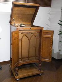 4月の蓄音機ミニコンサートのお知らせ - シェルマン アートワークス 蓄音機blog