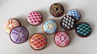 スウェーデン刺しゅうワークショップin札幌 - スウェーデン刺繍の仕事帖