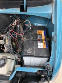 ラムバン バッテリー交換 - HOMEY RACING GARAGE