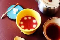 お茶とお菓子横尾/吉祥寺 - 平日、会社を休んだら
