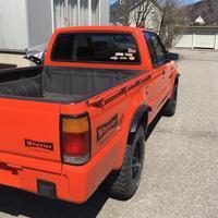 "I got an old truck ""Proceed cab plus"" - 名称未設定 - レザークラフトとハーレーと旅と国産旧車"