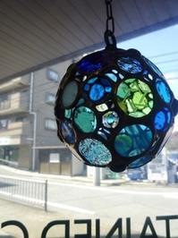 窓辺にぴったり - atelier GLADYS  ステンドグラス工房 作り手の日々