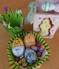 イースターエッグのチョコレート - jujuの日々