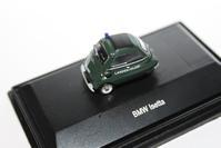 1/87 Schuco BMW Isetta EMERGENCY MODEL - 1/87 SCHUCO & 1/64 KYOSHO ミニカーコレクション byまさーる