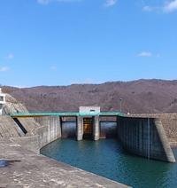 ダム湖 - 風の吹くまま 気の向くまま